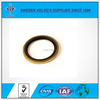 Different types of rubber metal bonded seal for hot sale