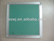 Recessed fire rated drywall access panel door