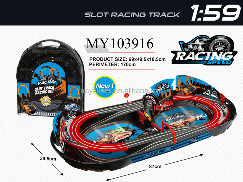 popular kids car toy automatic racing car track set racing car for kids