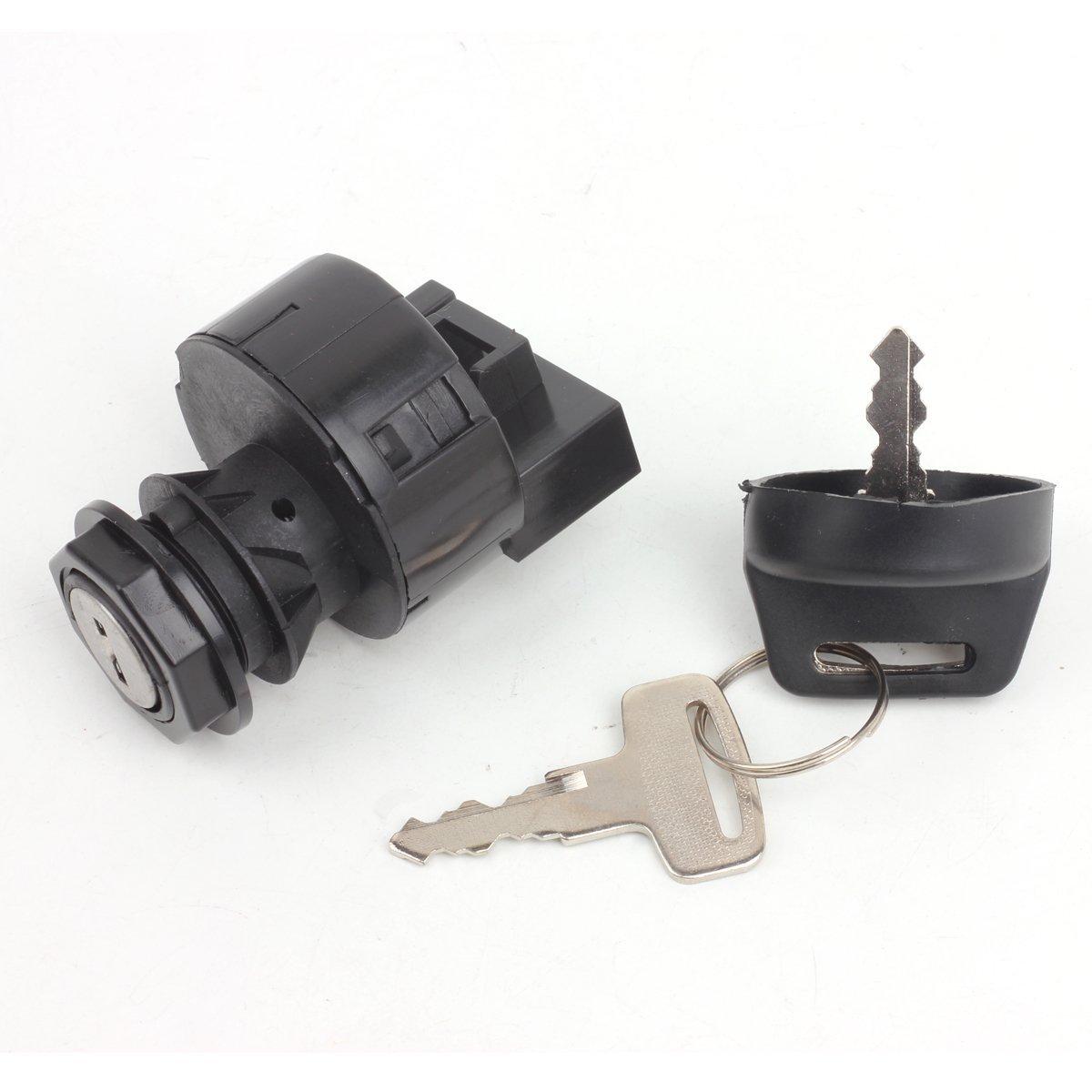 Ignition Key Switch For 2010 2011 2012 2013 Polaris Ranger 400 500 800 4x4 Crew