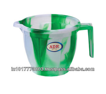 Unbreakable Plastic Bathroom Mug 1 Litter - Buy Plastic Mugs,Water  Mugs,Fancy Mugs Product on Alibaba com