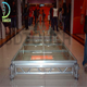 Adjustable Aluminum Portable Stage Platform Outdoor Stage Deck in Truss Display