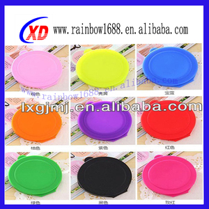 2014 new style promotional gift silicone mirror