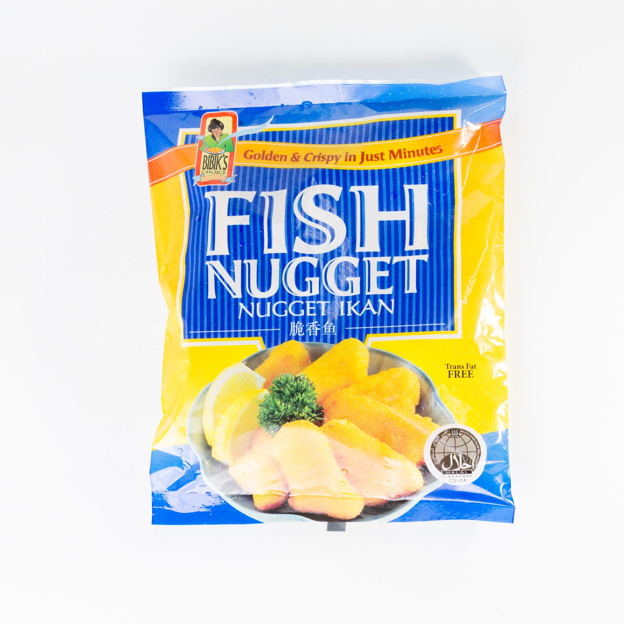 Wholesale Singapore Food Fish Nugget