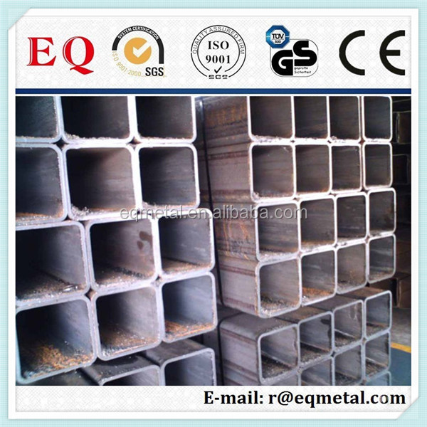 Boats material Export to vietnam Steel square pipe to vietnam