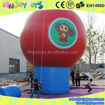most funny inflatable swing made in china