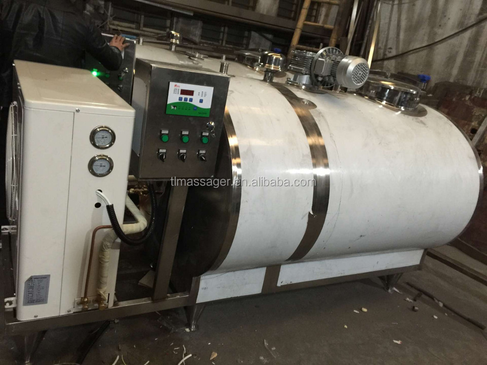 Top Selling Milk Cooling tank/Milk Transportation Tank