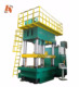 Four column interior automotive parts hydraulic forming shaping machine