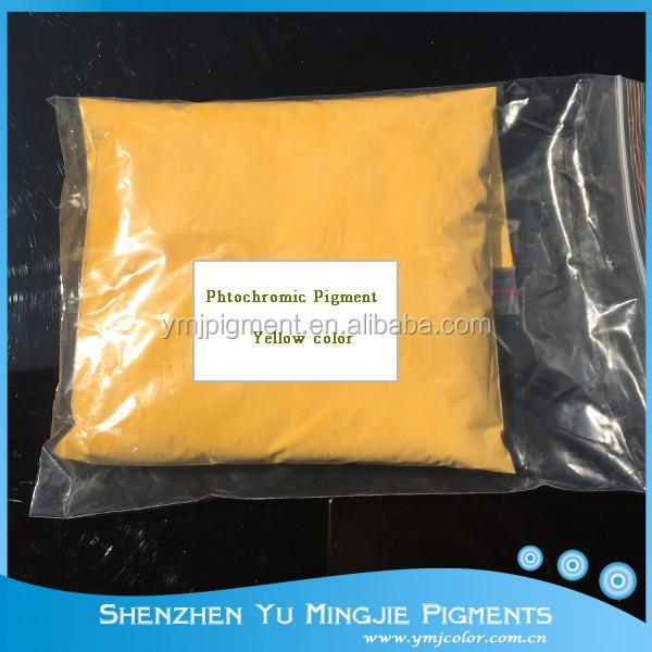 Factory Price Light Sensitive Color Change Powder Sun Uv ...