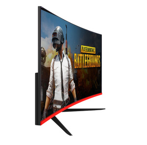 4k 144hz monitor 1ms 32 inch curved gaming monitor r1800 lcd curved monitor DP