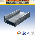 Mild Steel Channel Bar U Channel Size For Construction