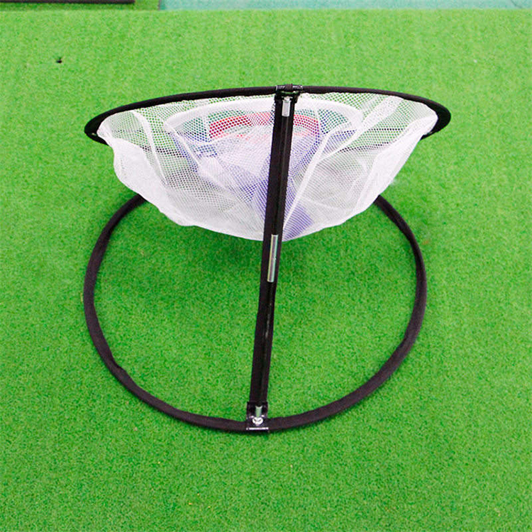 FUNGREEN Opvouwbare Outdoor Indoor Golfen Doel Chippen netto