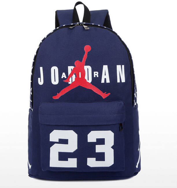 Get Quotations · Jordan Backpack Basketball Sports Bag Backpack School Bags  For Teenager Girls Boys And Girls Shoulder Bag