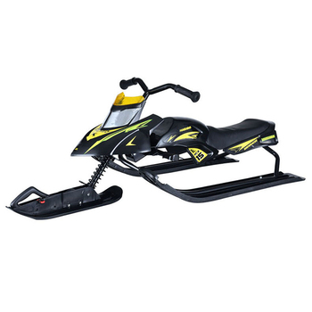 Winter Sport Plastic Motorcycle For Ski Board Snow Board