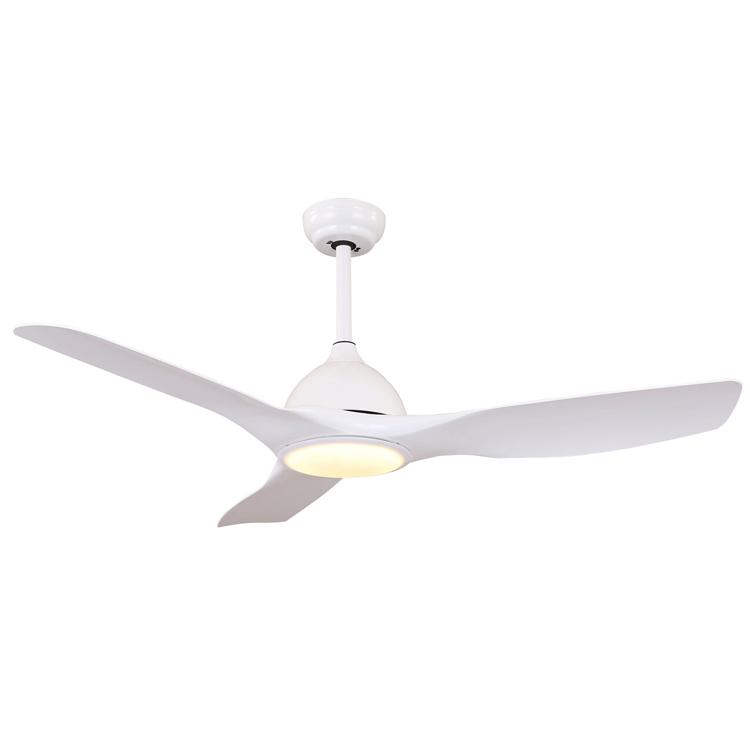 उच्च गुणवत्ता आधुनिक 62 / 52-F3051-WH सजावटी प्रकाश छत पंखा