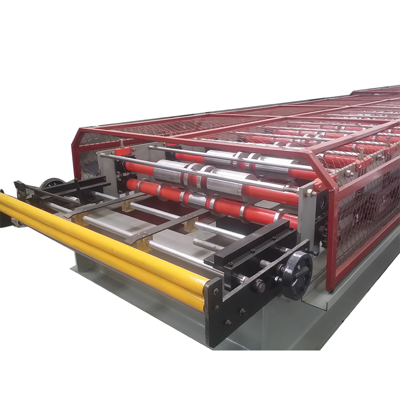 2019 Hot Sale Trapezoid Roof Sheet Forming Machine