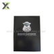 Custom design Blank Leather hard cover book printing with slipcase