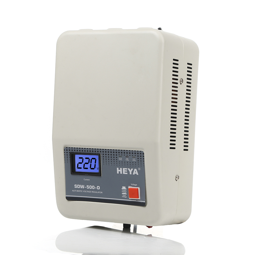 Cheap price customize automatic 5kva servo deep freezer voltage stabilizer
