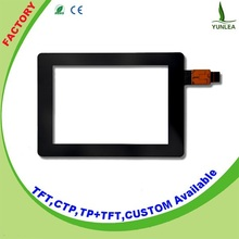 P-cap factory I2C touch interface 3.5 capacitive touch screen
