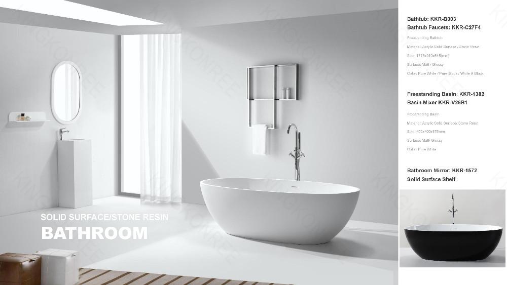 Stone Resin  Inch Freestanding Tub Buy  Inch Freestanding - 55 inch freestanding tub