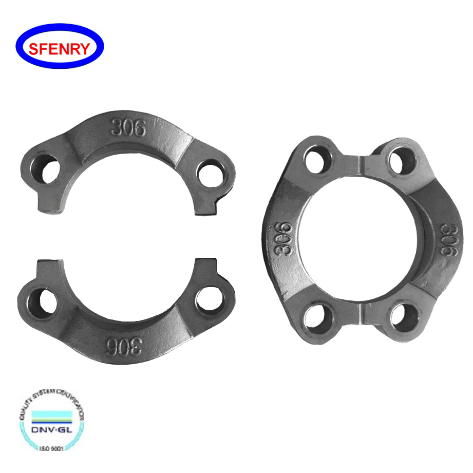Stainless Steel 6000 Psi Hydraulic Ansi Sae Split Flange - Buy Split Pipe  Flange,Ansi Cl150 Flange,Flanges Ansi B16 1 Product on Alibaba com