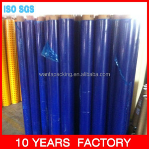 Wanfa factory supply blue PE Protection Film