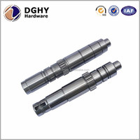 Alibaba online sales electric motor shaft,drive shaft components