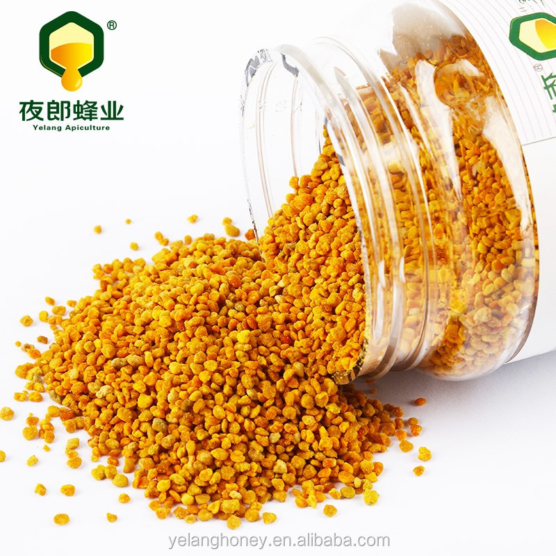 Wholesole natural organic bee pollen