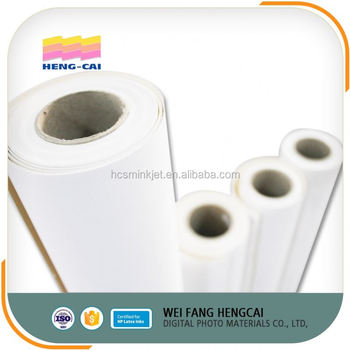 Digital Matte Self Adhesive Inkjet Fabric