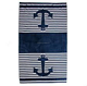 100% Cotton Jacquard Circular Beach Towel