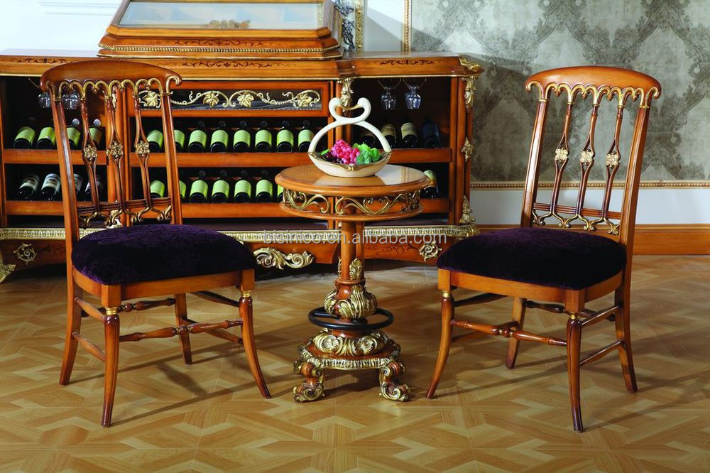 Luxury French Style Baroque Home Bar Furniture/retro Whole Set Bar ...