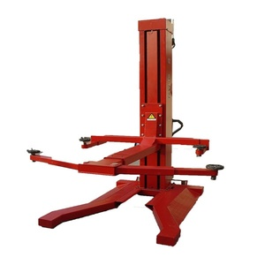 Best price and high quality K-101-H Single Post 2.5 Ton Car Lift QJD2.5-G