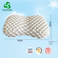Simmons all natural beautyrest latex foam pillow with Queen and King size