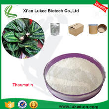 Wholesale Natural Sweetener Katemfe Extract Thaumatin