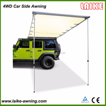 Car Awning Side Roof Racks 4WD Awnings