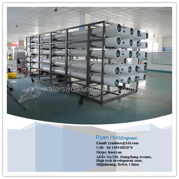 salt water purification system/salt water treatment machine for drinking water