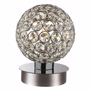Mini Globe Crystal Ball Table Lamp Lighting 12222 Product On Alibaba