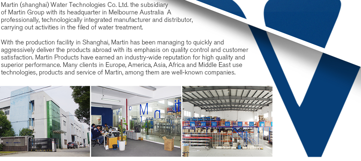 Martin Water Technologies Inc  - Water Treatment Systems