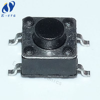 6 * 6 * 5mm smd push button micro tact switch