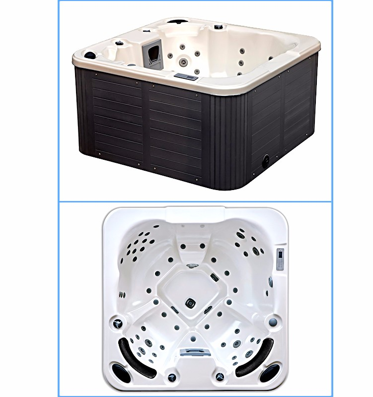 Kit Jacuzzi.Hydro Jet Spa Bath Jet Kit Spa With Light Spa Bath For Four Persons View Hydro Jet Spa Bath Jet Kit Sunrans Product Details From Guangzhou Sunrans