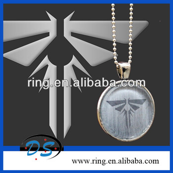 The last of us fireflies dog tag inspired pendant necklace games the last of us fireflies dog tag inspired pendant necklace games jewelry aloadofball Image collections