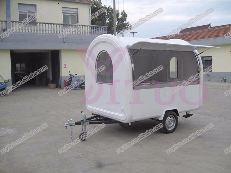 China Hizo El Envío Diseño Kiosco Jugo/móvil Venta De Camiones De ...