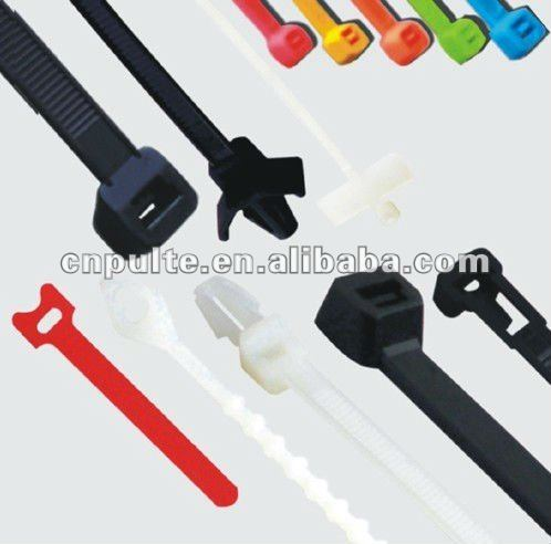 Good Quality Black Cable Tie