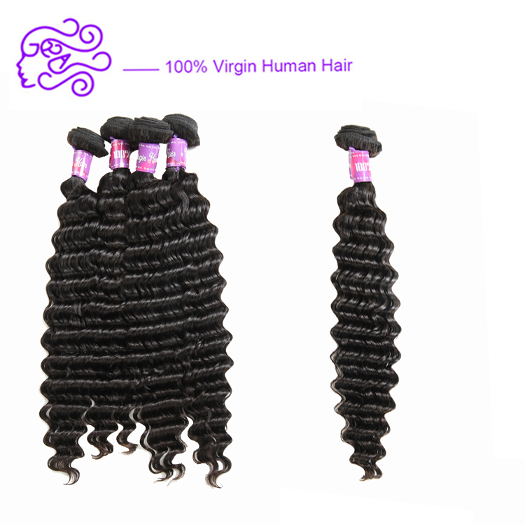 Peruvian Human Hair Deep Wave 3 Bundles 300g 9A Wholesale Virgin Hair Vendors Unprocessed Cuticle Aligned Remy Deep Wave Hair