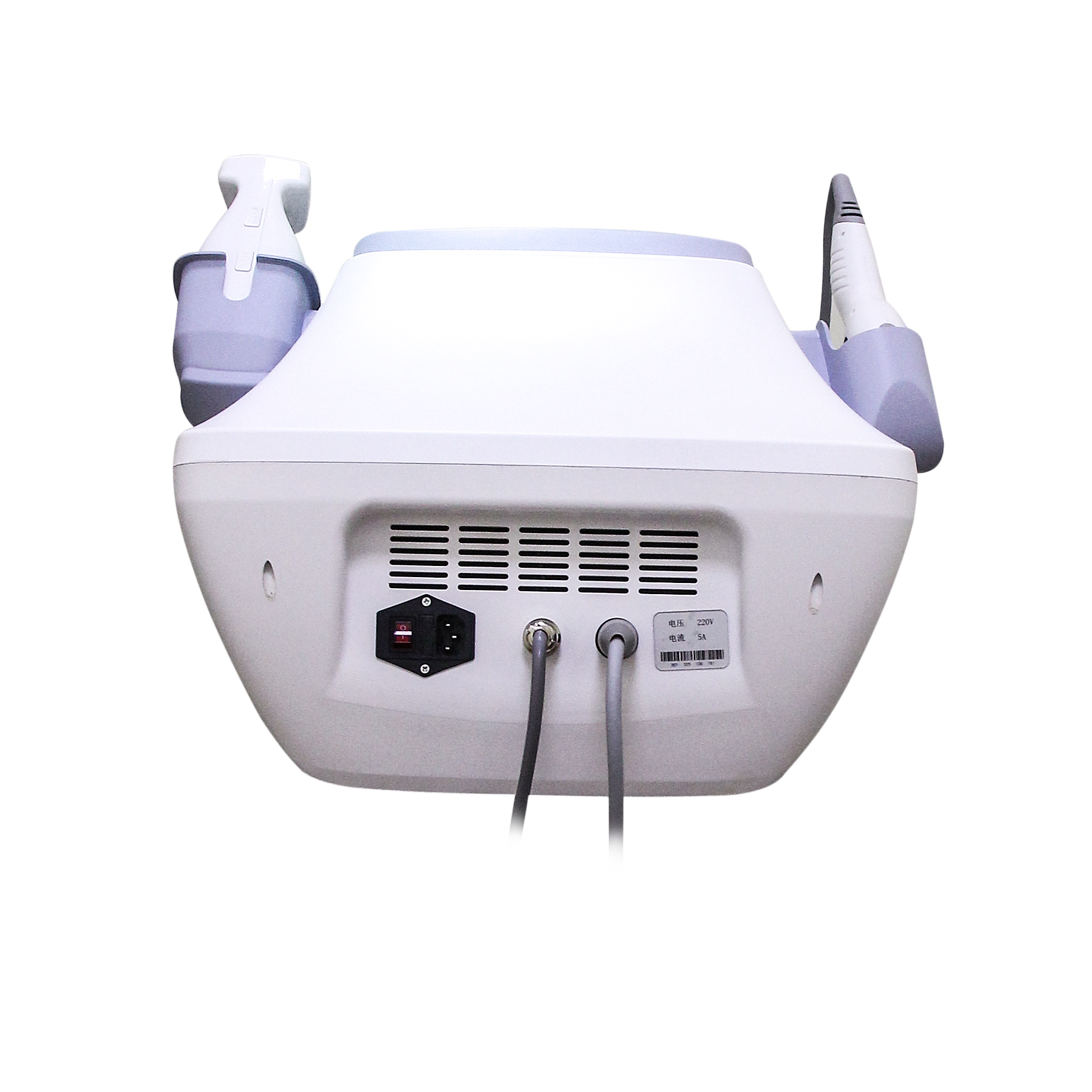 2 in 1 portable hifu liposonix machine face and body