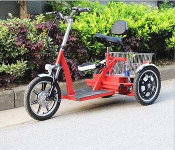 The New Lithium Battery Electric Tricycle 48v Battery Long Mileage