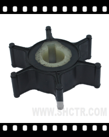 Outboard Water Pump Impeller Refer to Yamaha Impeller 646-44352-01 enginer power P45/ 2A / 2B / 2C 2hp
