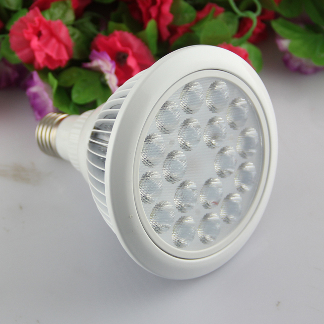 Guangdong Shenzhen Led Grow Light Par38 E27 18w Led Light Grow Build Your  Own Led Grow