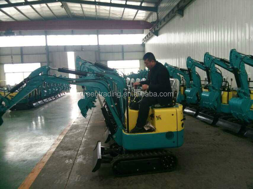 good quality hydraulic 0.8 ton 1 ton mini excavator xn08 with cheap prices for sale