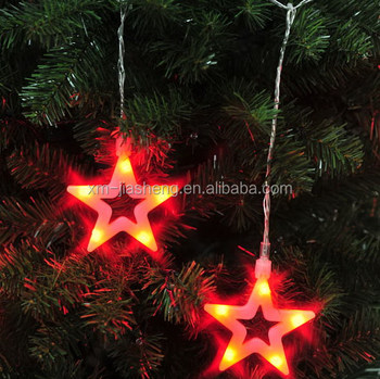 led christmas star twinkle string lightled flicker lightblinking light